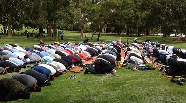 Müslüman ve Hristiyanlardan Yağmur Duası