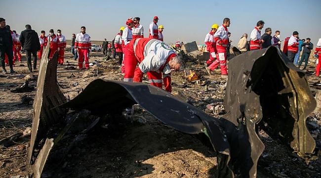 Ruslar'dan Düşen İran Uçağıyla İlgili İlginç Yorum
