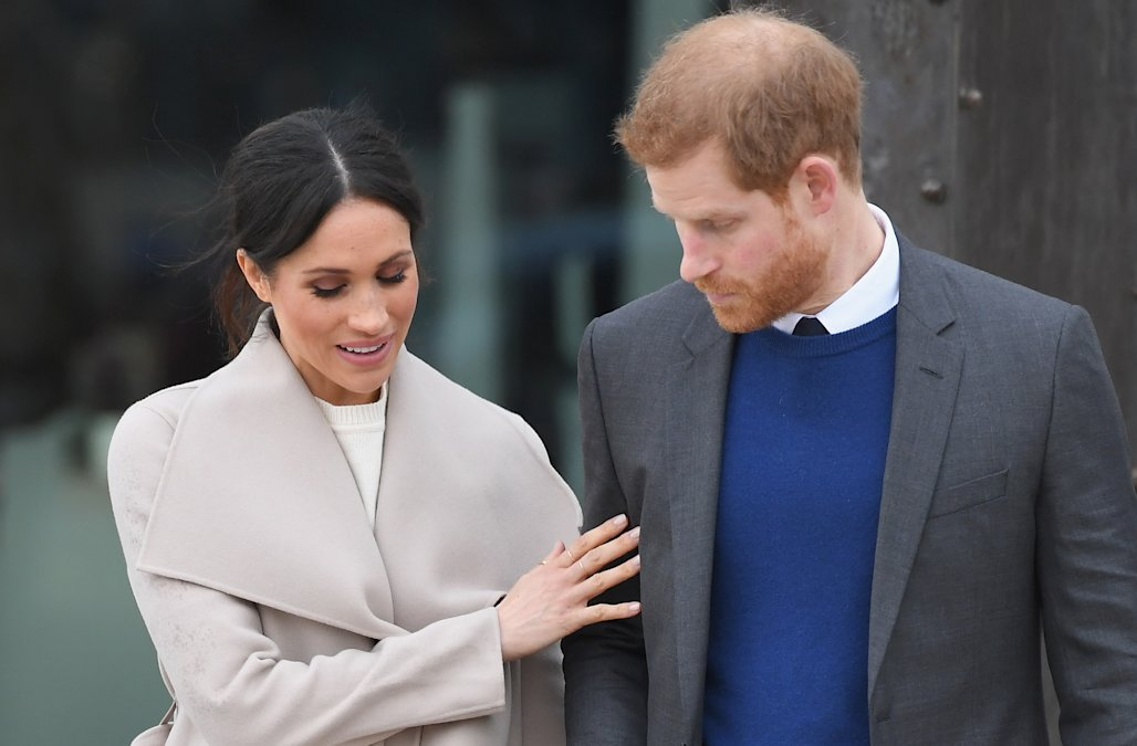 Meghan Markle and Prince Harry release 'saddening'