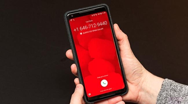 Amerika'da Telefonunu Spam Aramalara Kapatmak