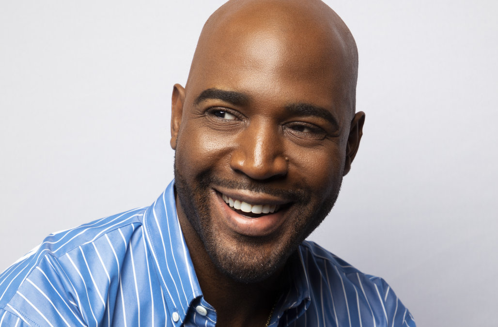 How 'Queer Eye' star Karamo Brown grew to embrace