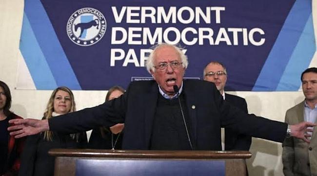 Bernie Sanders Zafer İlan Etti