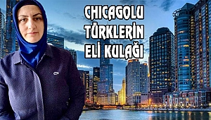 Chicago'da Turkish Guide: Sema Bayrakdar