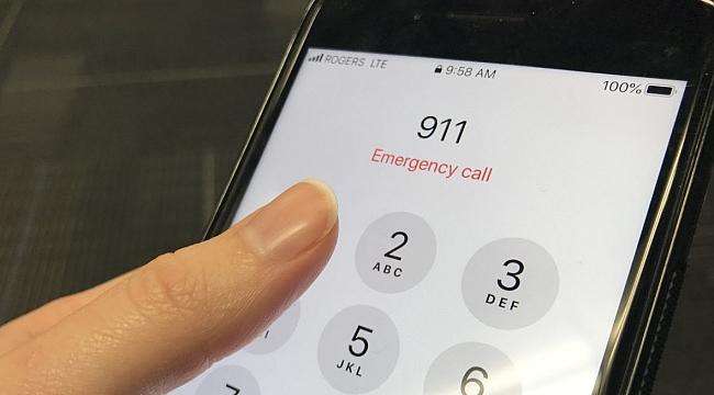 Çok Şaşırtan 911'e Gelen Çağrılar