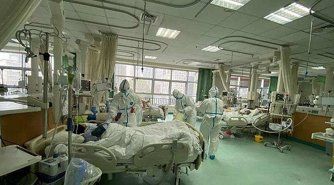 Amerika'da 800 kişi koronavirüs'ten öldü