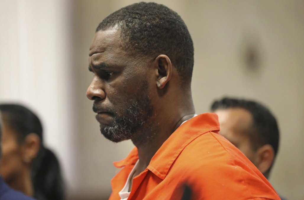 R. Kelly hit with new charges alleging sexual abus