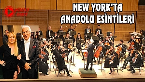 Gürer Aykal'dan New York'ta Muhteşem Konser