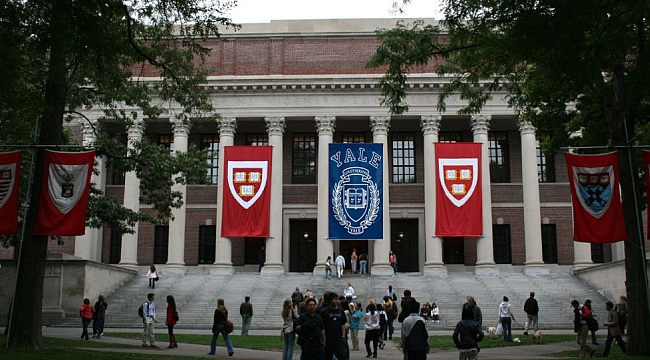 Harvard ve Yale, Araplardan Gizli Hibe Almış