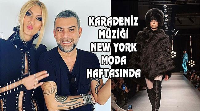 New York'ta Türk Modacı Hakan Akkaya Rüzgarı