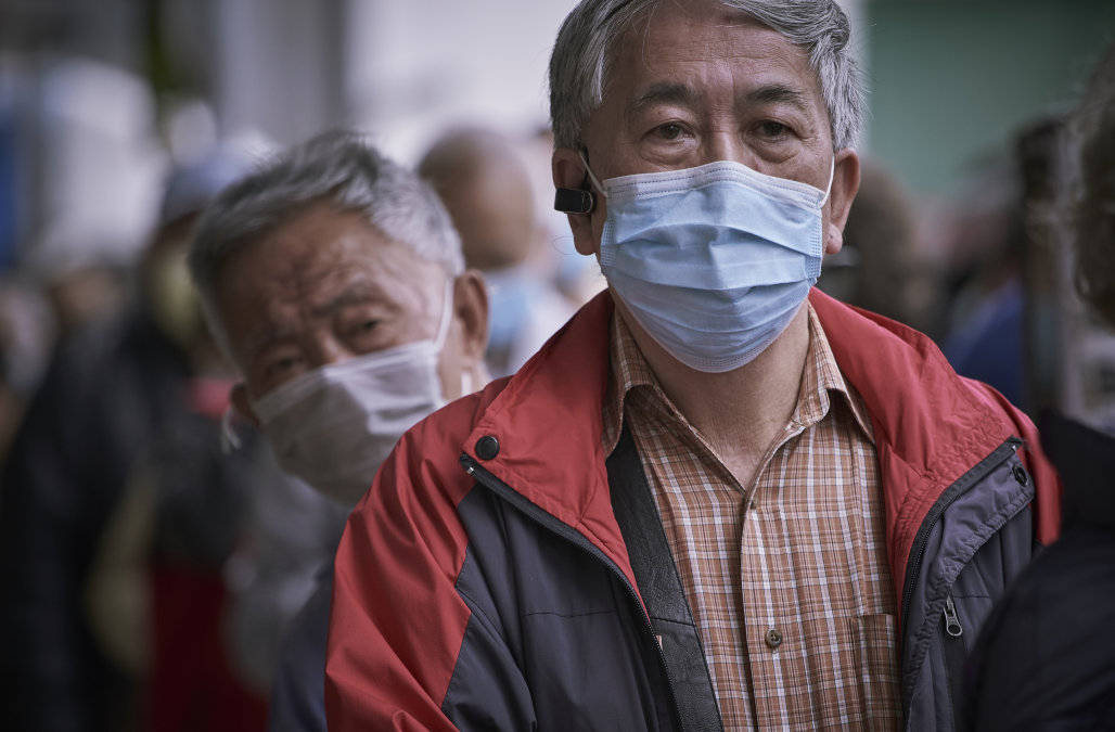 Age is not the only risk for severe coronavirus di