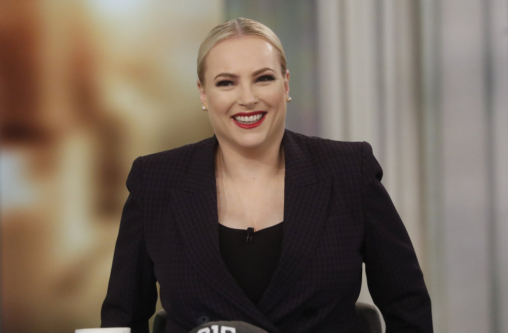 Meghan McCain dismisses comments that pregnancy wi