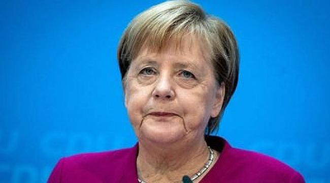 Angela Merkel Karantina'ya Alındı