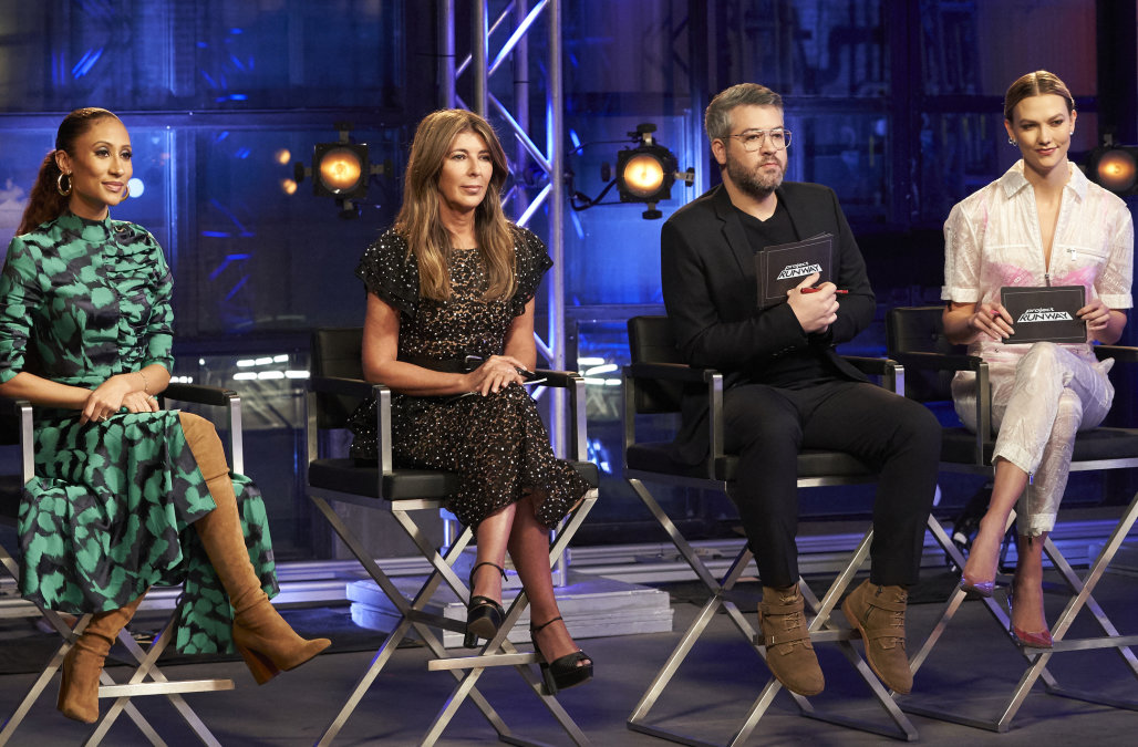 What 'Project Runway' judges look for when choosin