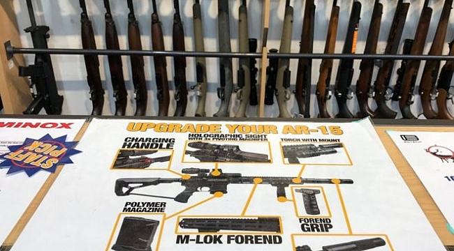 California'da Silahlar Yasaklansın Kampanyası