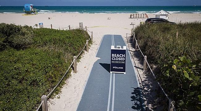 Miami'de Corona Tedbirleri Arttırıldı