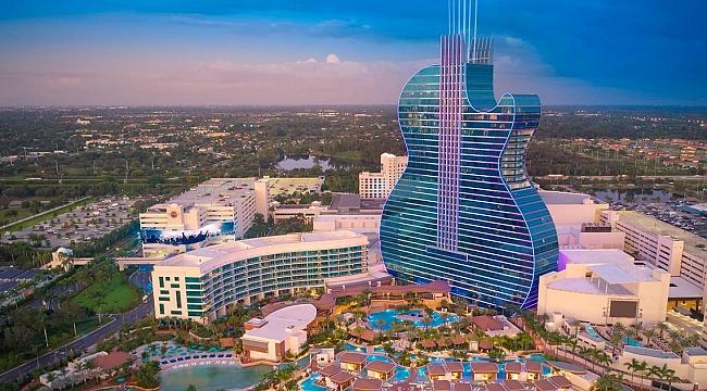 Miami'nin Gitar Oteli
