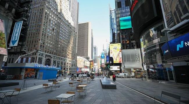 New York'ta Bazı Sokaklar Kapatılıyor