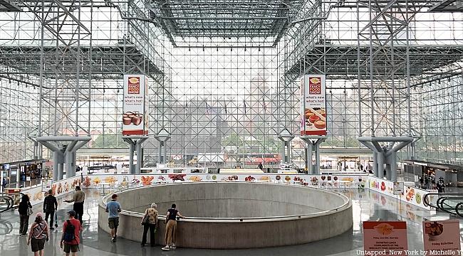 New York'ta Javits Center Karantina Üssü Oldu