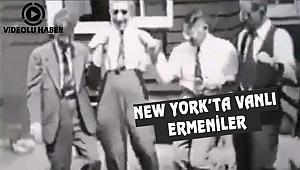 New York'ta Vanlı Ermenilerin Halayı