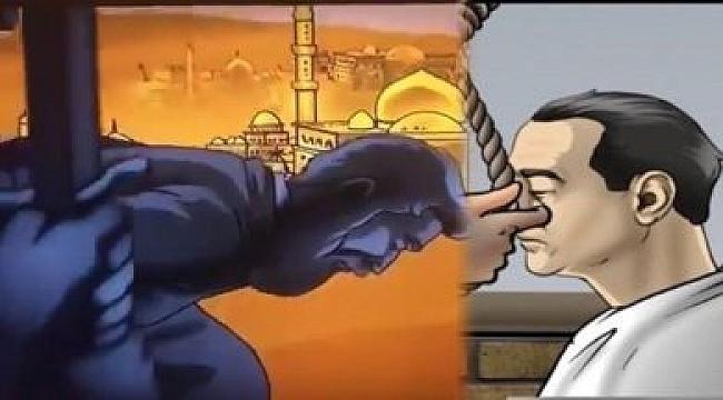 TRT EBA TV'deki idam sahnesine soruşturma