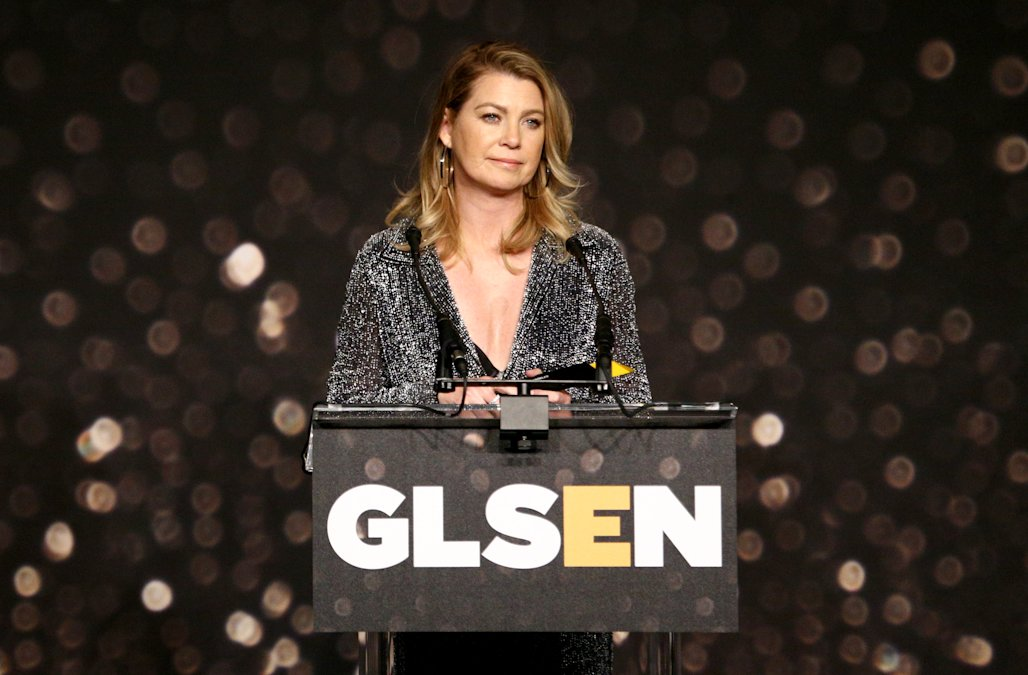 Ellen Pompeo slams 'old white guy TV docs' for 'ca