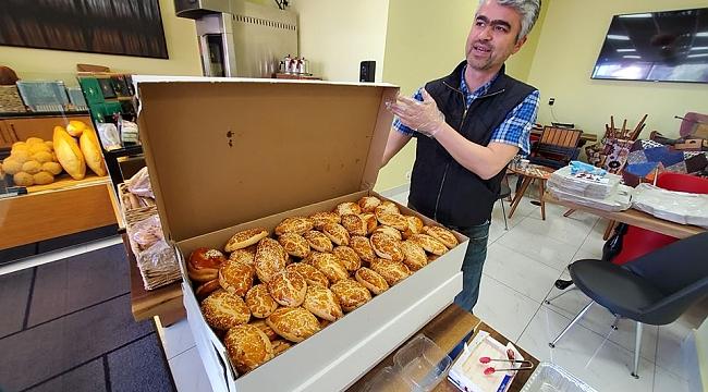 Ali Baba'nın Çağrısına Sultan Bakery'den Destek