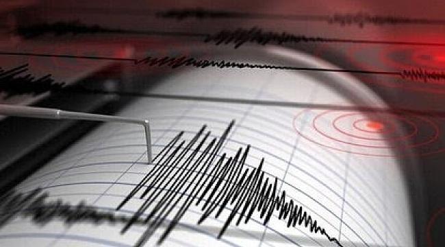 Türkiye Depremlerle Sallanıyor