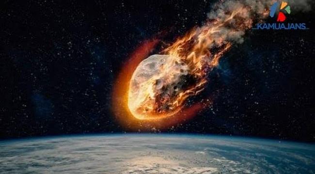 Meteor Dünyaya Çarpacak mı?