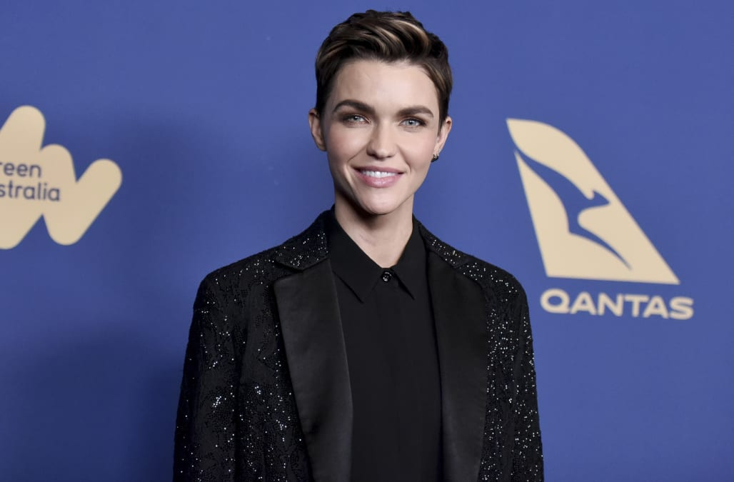 Ruby Rose cryptically addresses 'Batwoman' exit: '