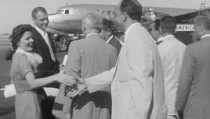 1956'da Türk Çiftçiler Teksas Tarımını Keşfetti