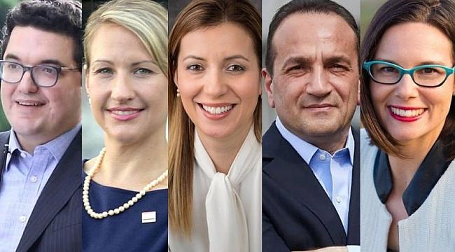 2020 Seçimlerine Giren Amerikalı Türkler