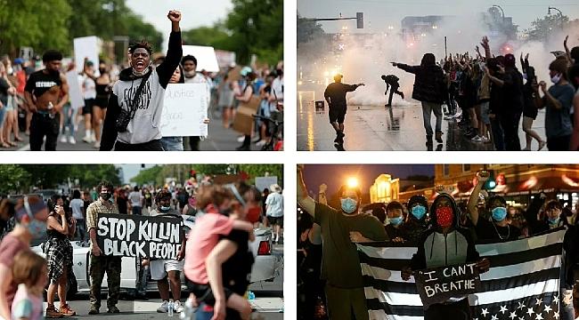 Amerika'da ırkçılık karşıtı protestolar