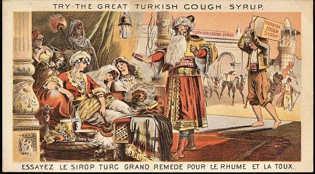 Amerika'da Yıllarca Satılan Türk Öksürük Şurubu