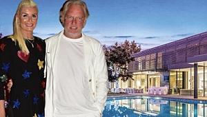 Begüm - Adnan Şen'in 75 Milyon Dolarlık Beverly Hills Villası Satışta