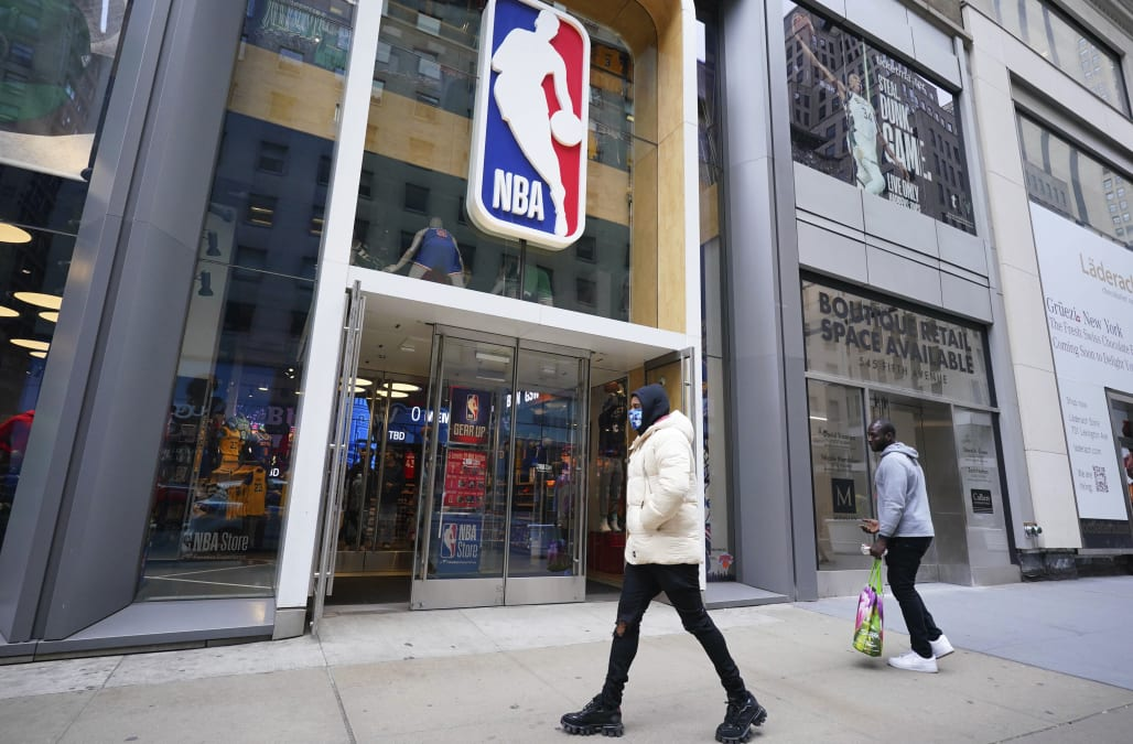 NBA sued for missing rent, argues it doesn't have