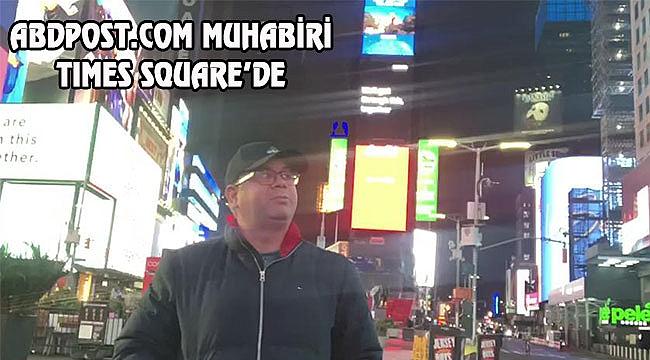 New York Times Meydanında Son Durum