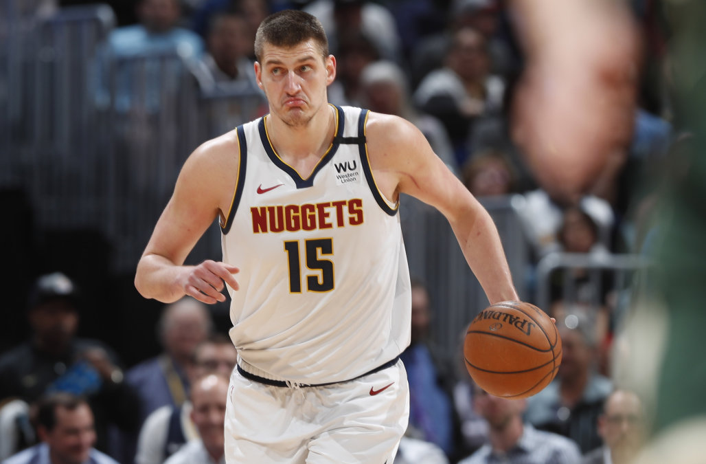 Nikola Jokic stuns with slimmed-down look ahead of - English -  www.abdpost.com Amerika'dan Haberler