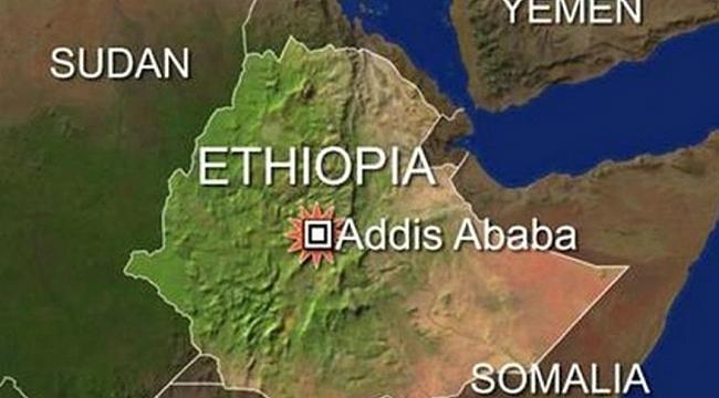 Etiyopya'da 3 ayrı patlama
