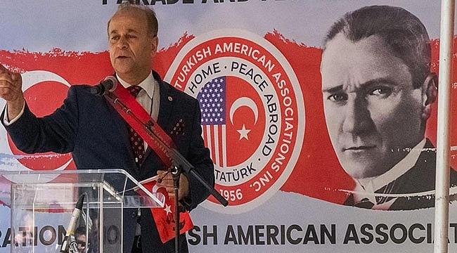 """""""GEZİ PARKI OLAYLARI TÜRK- AMERİKAN TOPLUMUNUN DÖNÜM NOKTASIDIR!"""""""