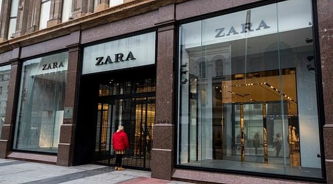 Zara 1200 Mağazasını Kapatıyor