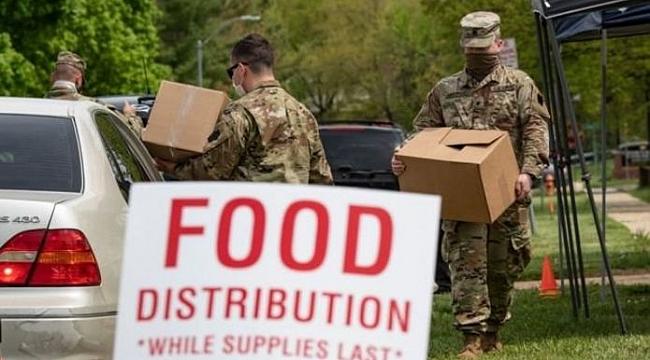 Amerikan Halkı Açlık Sınırında...