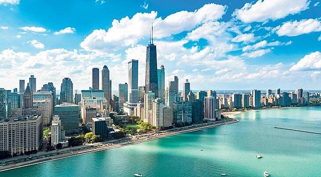 Chicago'ya Türk Üssü