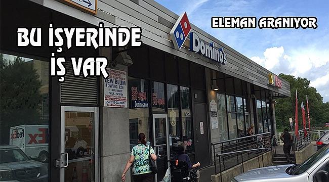 Domino's Philadelphia'dan İş Fırsatı