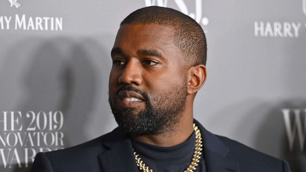 Kanye West announces he's running for preside