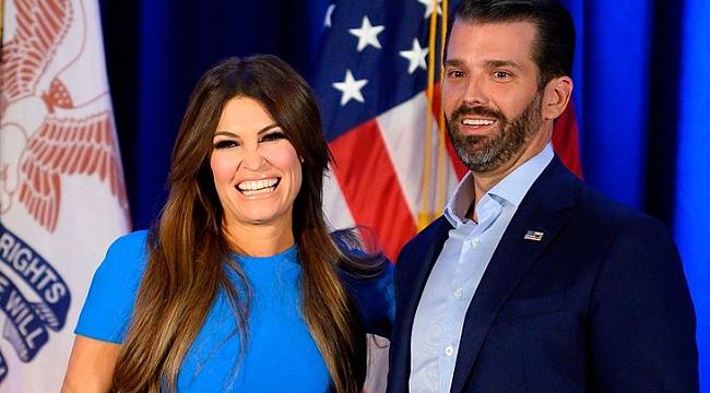 Trump Jr'ın sevgilisi de koronaya yakalandı