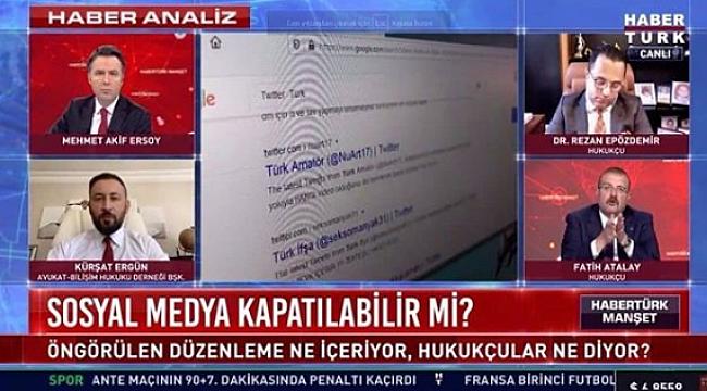Twitter Aramasında Türk Amatör Türk İfşa Yansıdı
