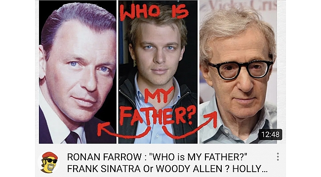 Who Is Ronan Farrow's Father?