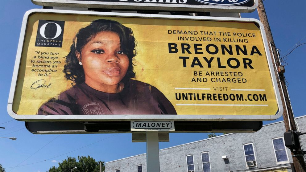 Kentucky attorney general meets with Breonna Taylo