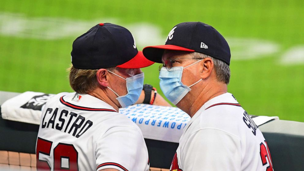 Coronavirus updates: St. Louis Cardinals games pos