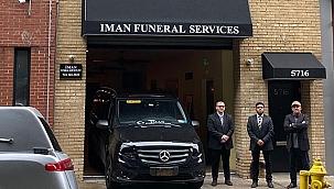 Amerika'nın Tek Türk Cenaze Evi